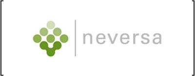 Logo der neversa