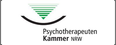 Logo der Psychotherapeutenkammer NRW