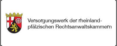 Logo des Versorgungswerk der Rheinland-Pfälzischen-Rechtsanwaltskammern