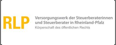 Logo des Versorgungswerk Steuerberaterinnen und Steuerberater in Rheinland-Pfalz