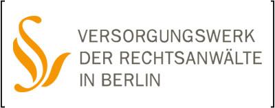 Logo: Versorgungswerke Rechtsanwälte Berlin